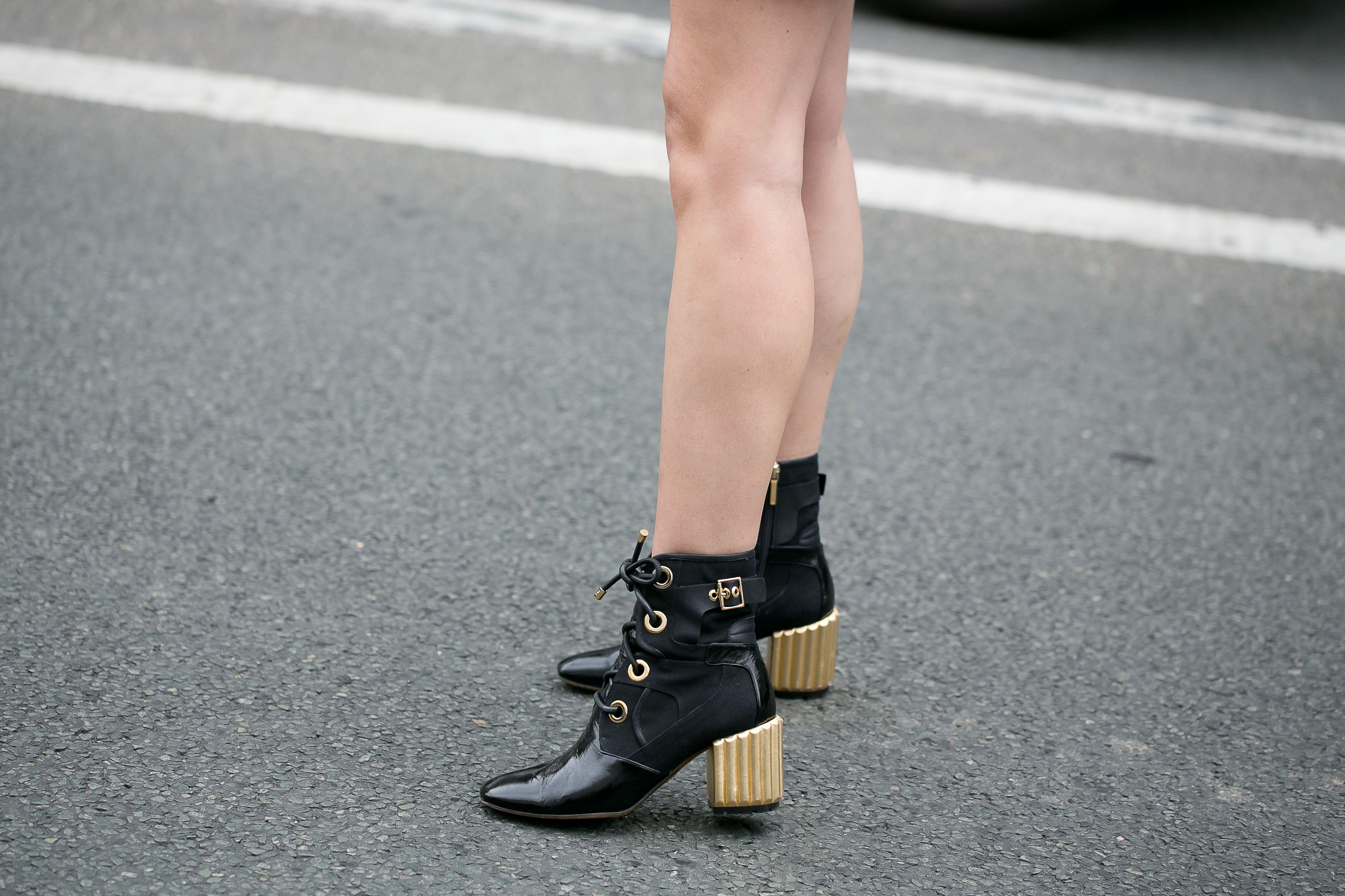 Cipele s neobičnom petom ono je što je sada IN!