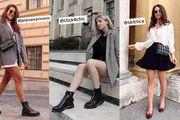 Planet obuća pomiče granice: Pogledajte vruće trendove s 4. Instagram revije domaćih influencerica