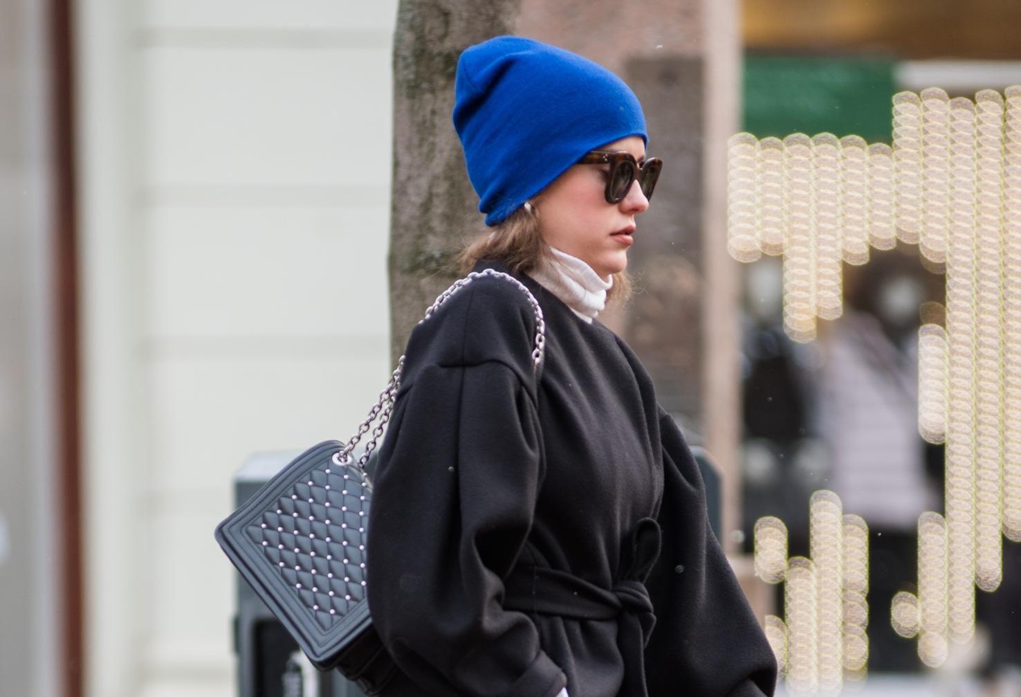 Kako nositi crno, a da ne izgleda dosadno? Ova ljepotica sa zagrebačke špice ima genijalnu formulu!