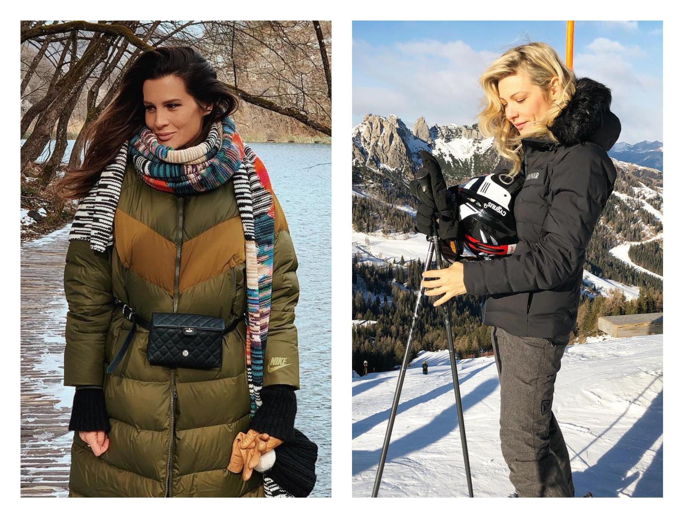 Stylish Hrvatice uživaju u zimskom vremenu, a njihove kombinacije su nam odlične!
