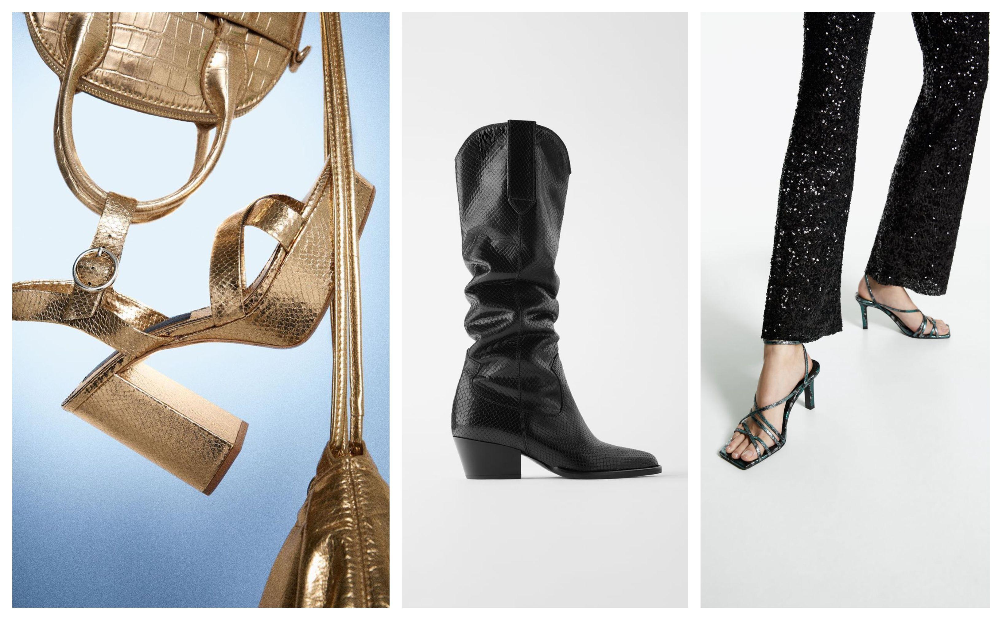Volimo sniženja, ali morali smo zaviriti i u novu kolekciju - evo najljepših cipela sa Zarinim potpisom!