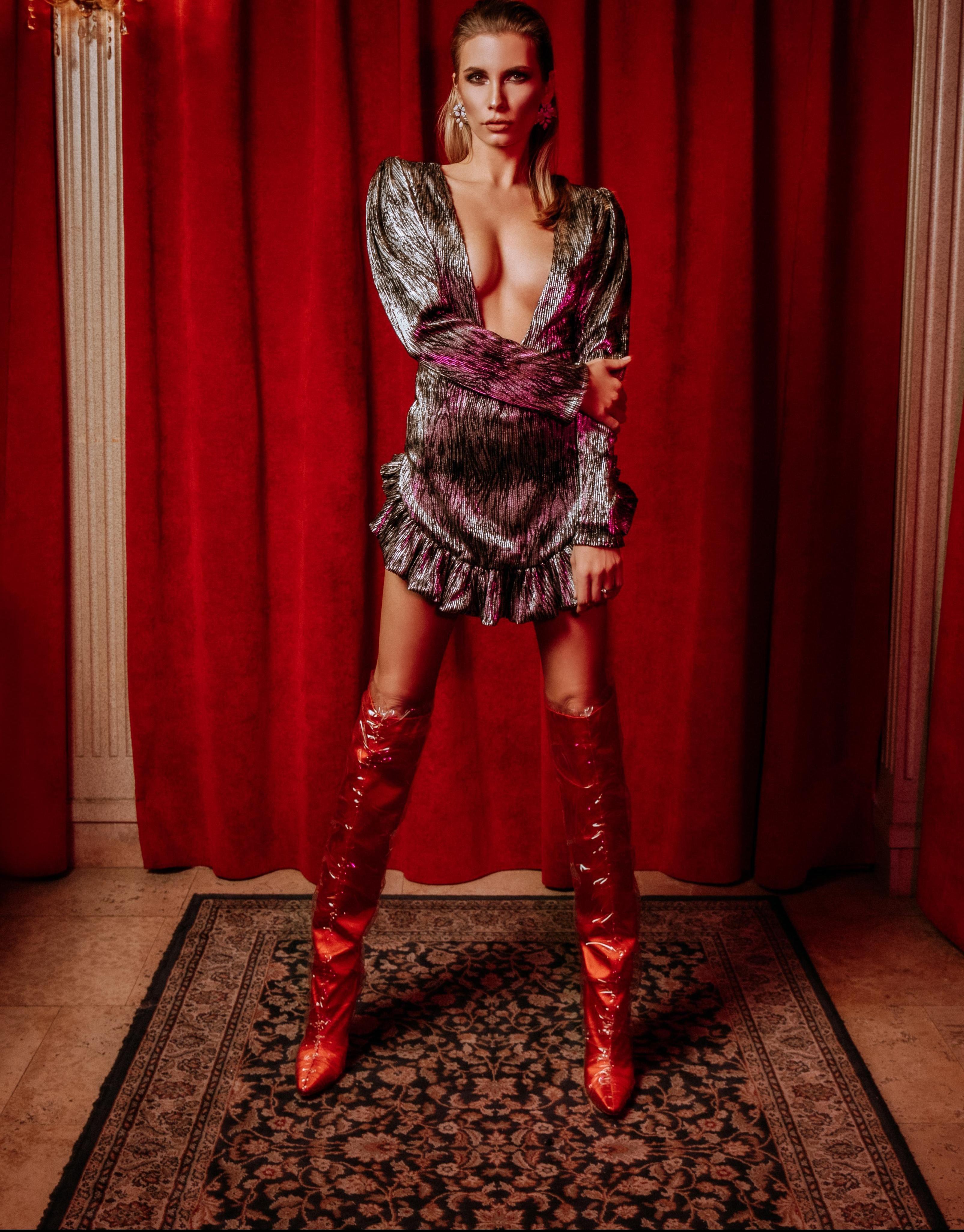 Jubilarna kolekcija dizajnerice Marine Matić pršti glamurom i sofisticiranim seksipilom
