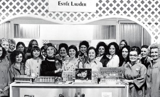 dinastija Lauder - od Estée do Aerin