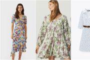 I dalje nosimo haljine cvjetnog uzorka: Izdvojili smo najljepše modele iz high street kolekcija za svaku prigodu