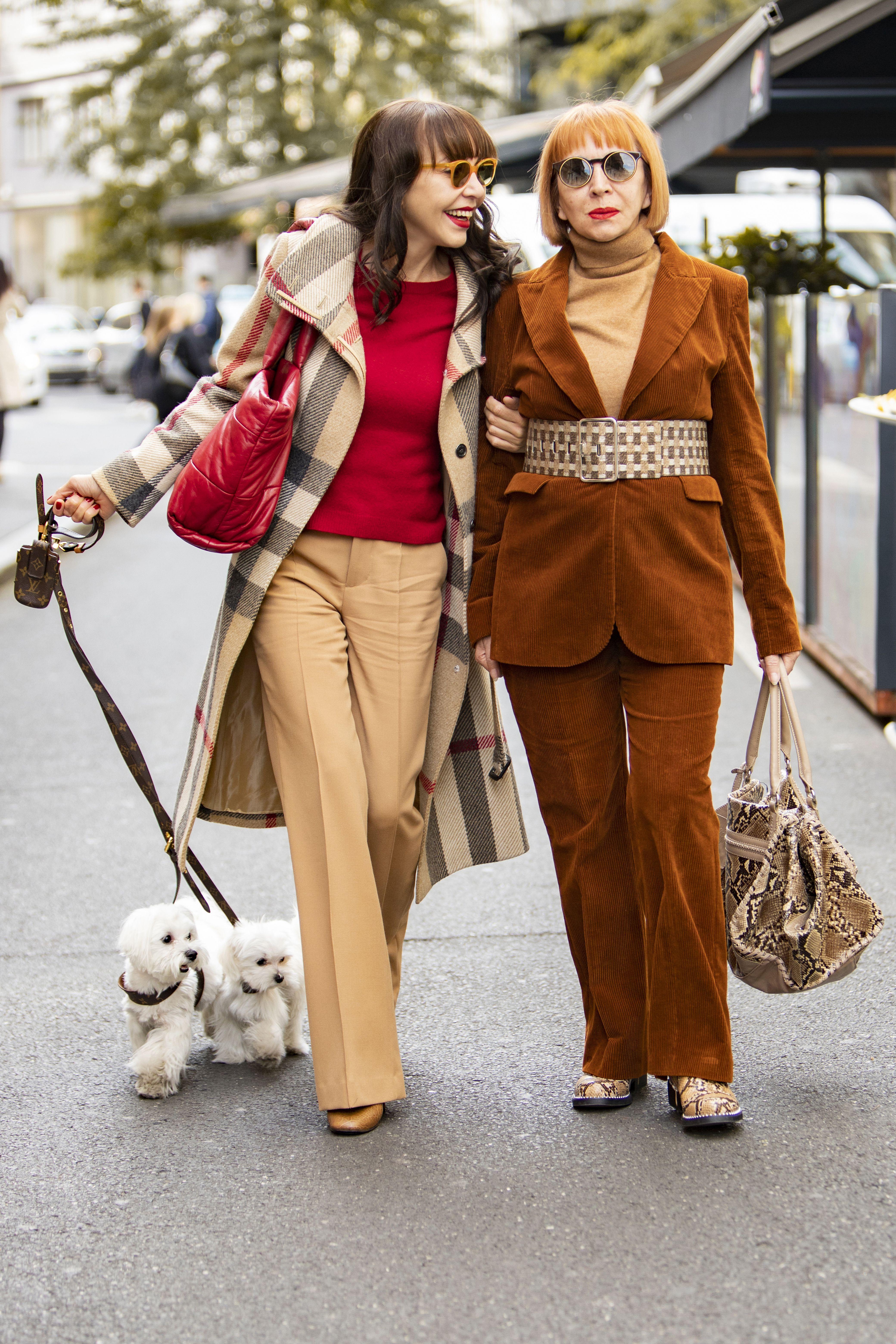 Majka i kći oduševile su svojim stilom: 'Dok sam ja klasičarka, mama je više Vivienne Westwood punk'
