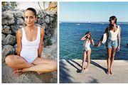 Poznate Hrvatice potvrdile: Bijeli jednodijelni kupaći kostimi su hit sezone!