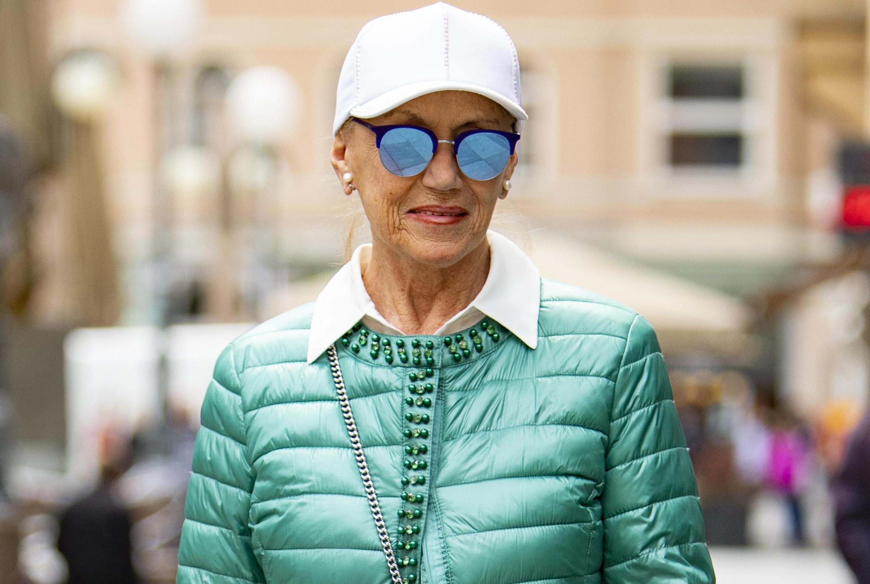 Stylish dama, koja nam je uvijek super inspiracija, opet nas je osvojila odličnim outfitom