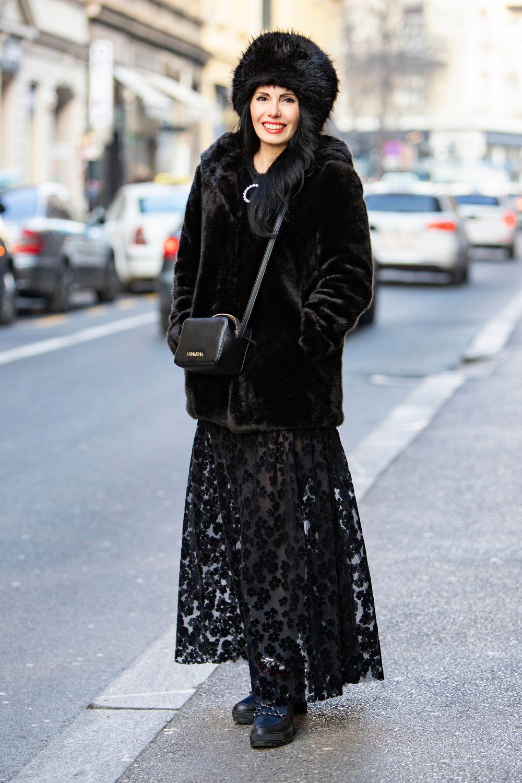 Cool i raskošnu suknju poput njezine ne bi se svi usudili nositi, no na njoj tako dobro izgleda!