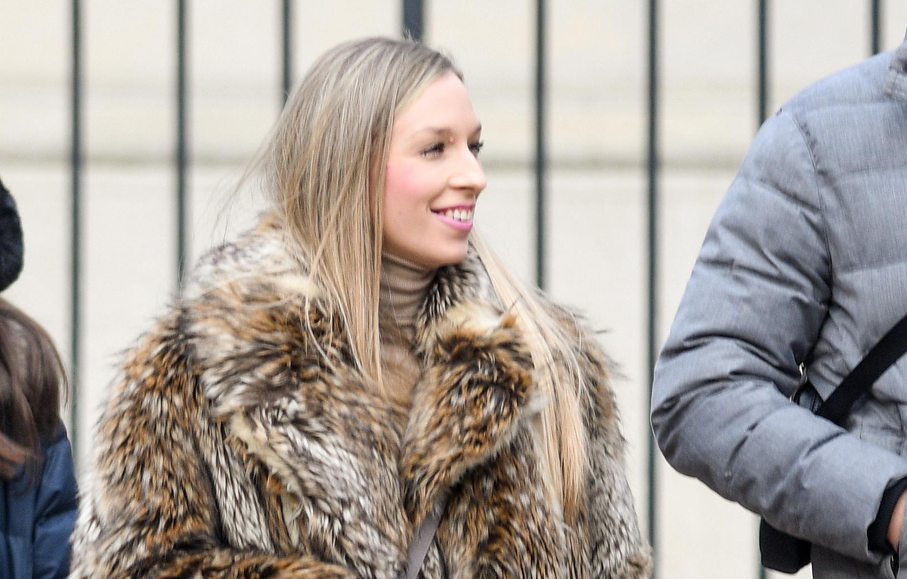 Tako jednostavno, a tako efektno: Inspirirajte se stajlingom ljepotice sa špice jer nosi savršen zimski outfit