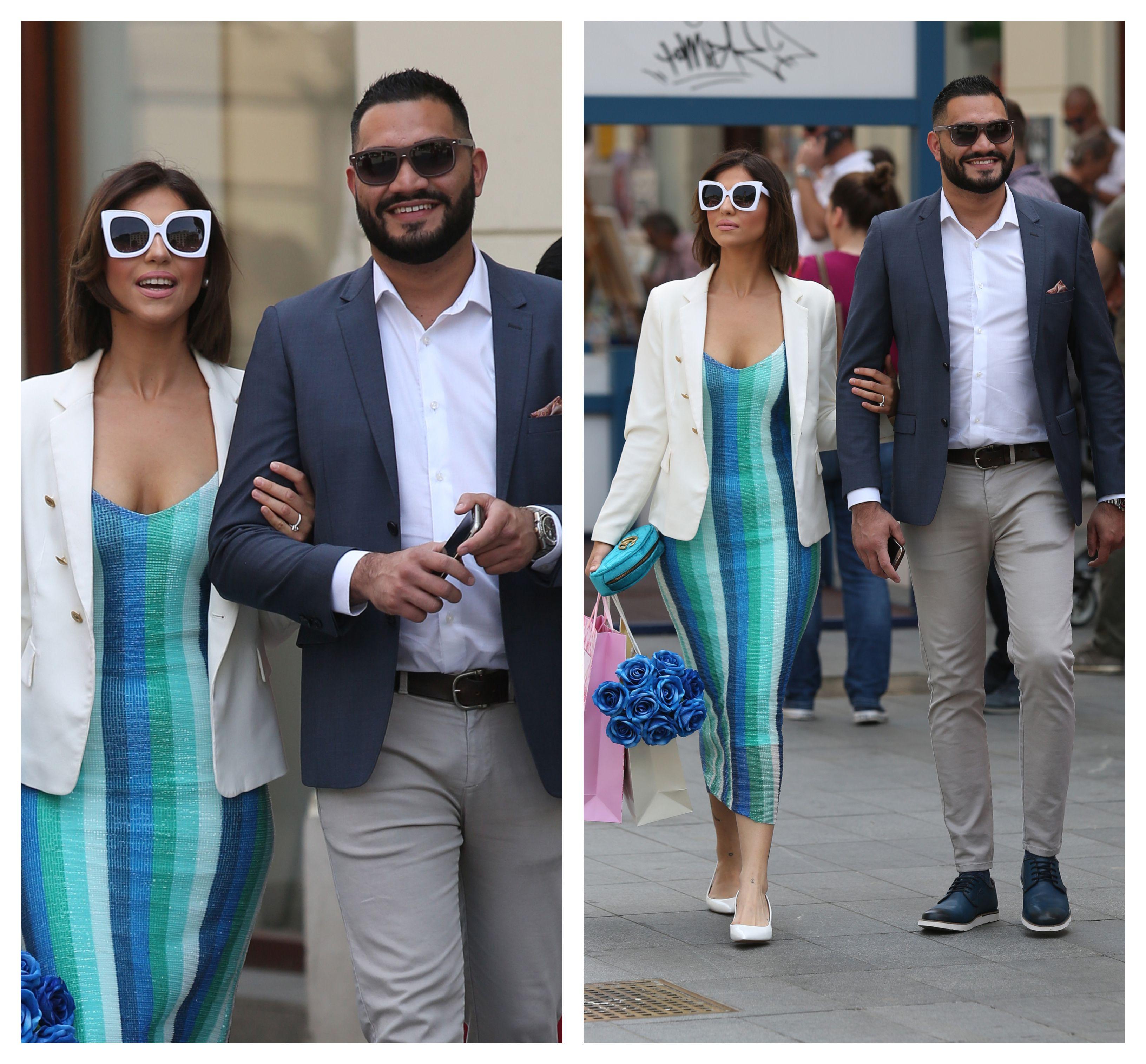 Ovaj zgodni par sa zagrebačke špice kao da je sišao s naslovnice modnog časopisa