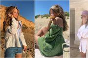 Izabel Kovačić najbolja je modna inspiracija za ljetne dane: Izdvojili smo najljepše outfite koji će vas oduševiti