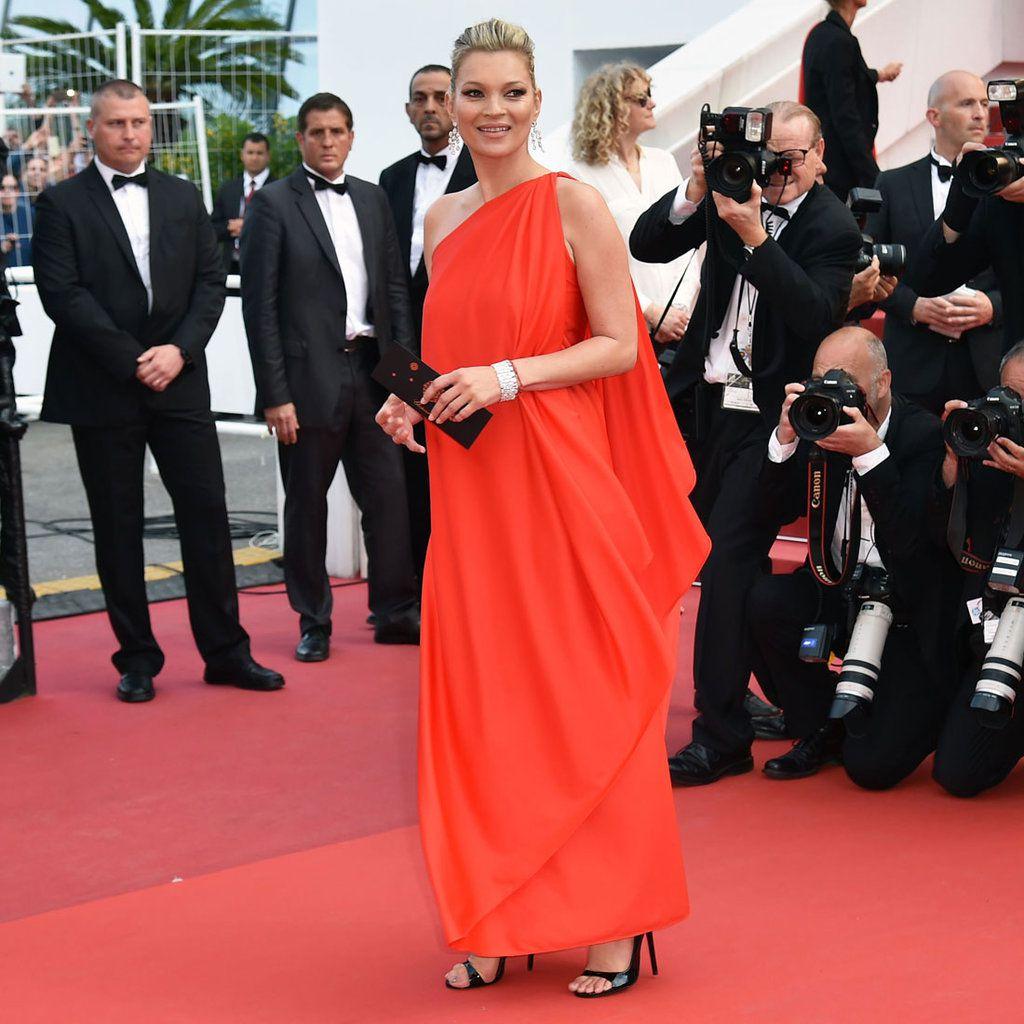 Kate Moss je kraljica crvenog tepiha