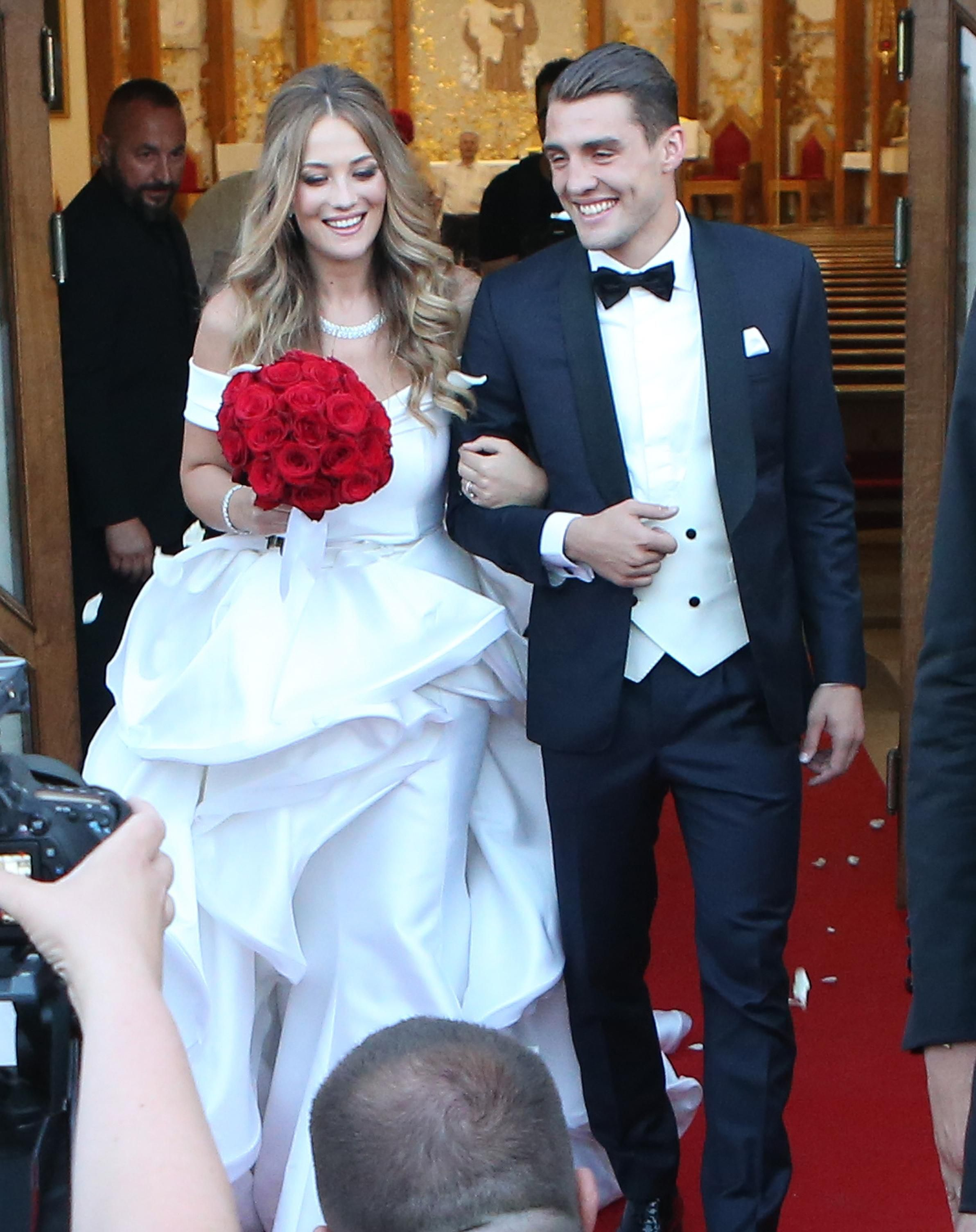 Nakon pobjede Hrvatske, još razloga za slavlje: Mateu i Izabel danas je bitan dan!