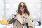 """Slastičarka iza """"Neka jedu kolače"""" prava je majstorica i u spajanju nespojivog: Cvjetna haljina super izgleda u zimskom izdanju"""