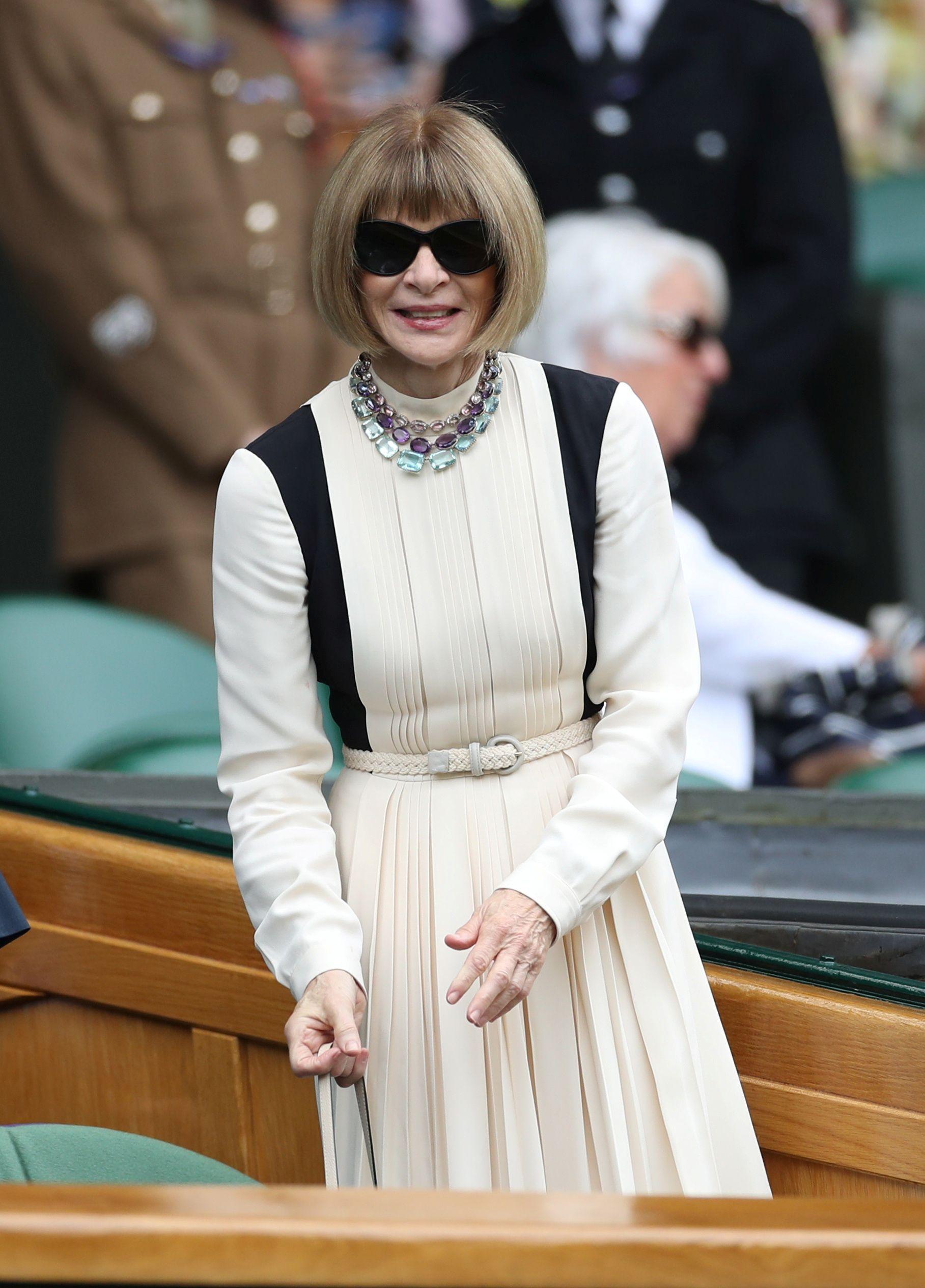 """Ono kad ti Anna Wintour 'spusti': """"Na MET Gali pojavio se bez kravate i sa šeširom..."""""""