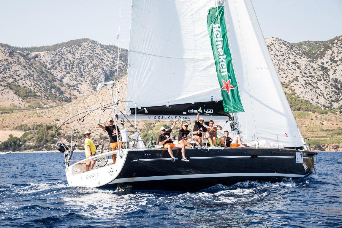 Trodnevna regata ispunjena morem, sportom i zabavom je iza nas, Hrvatska se pokazala kao fantastičan domaćin svjetske utrke