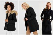 Crni kaput odjevni je klasik koji ne izlazi iz mode! Izabrali smo divne modele iz ponude