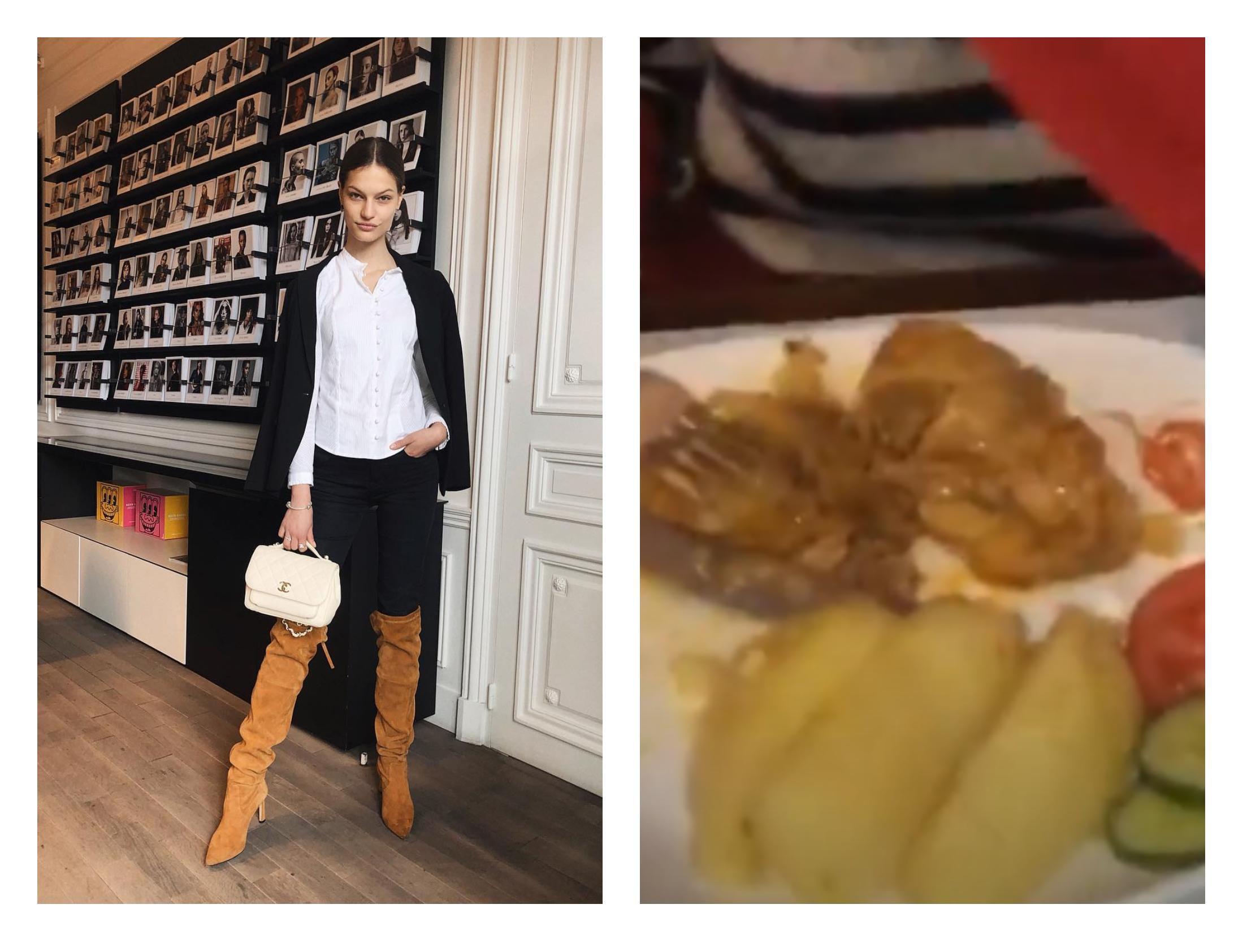Sarma prije Chanela: Naša manekenka prošetala pistom na reviji u Parizu