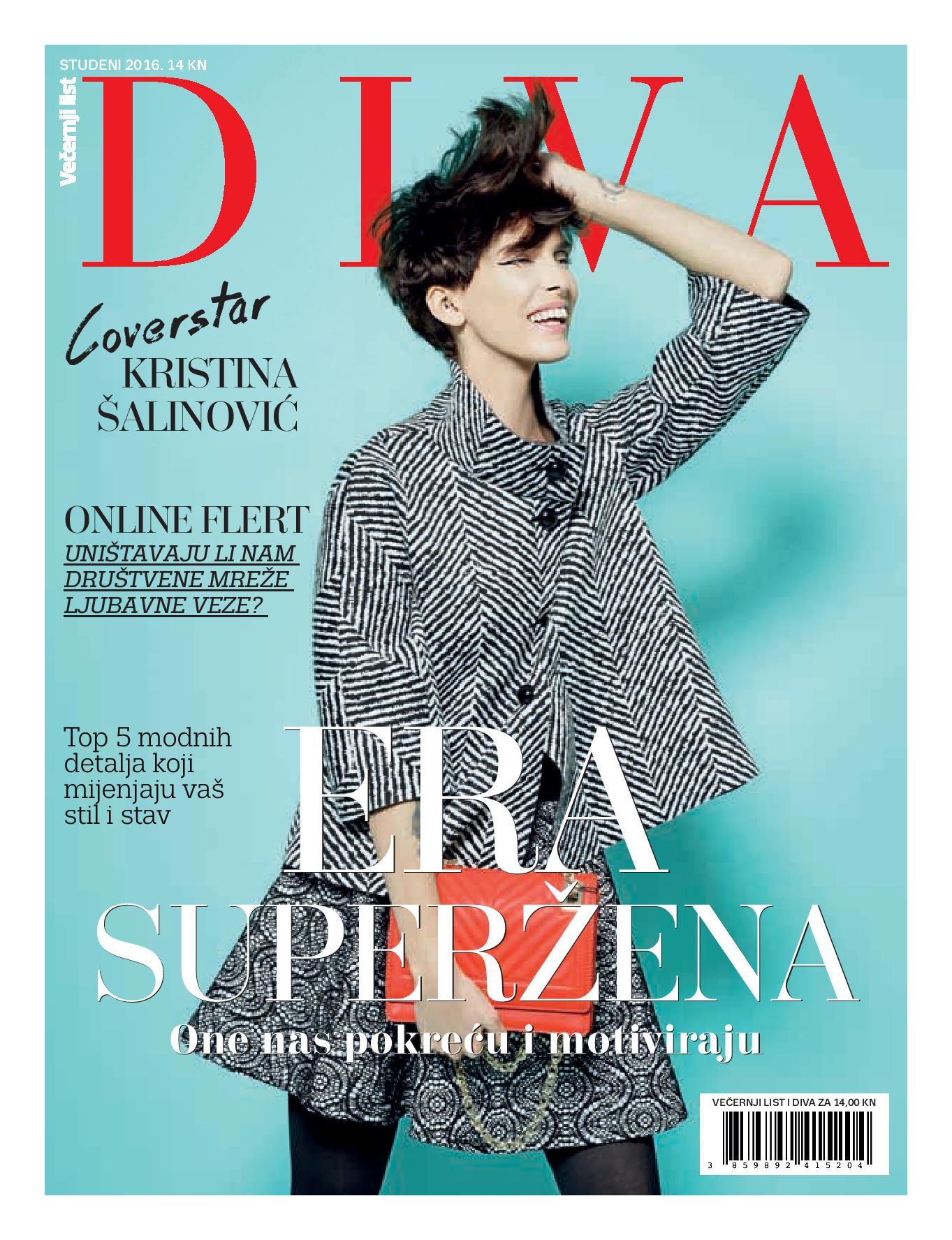 Novi broj Diva Magazina uz Večernji list