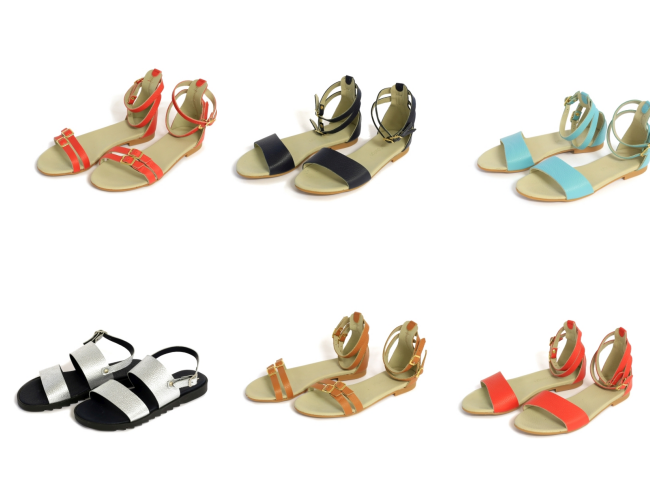 Guliver kolekcija sandala za ljeto 2016