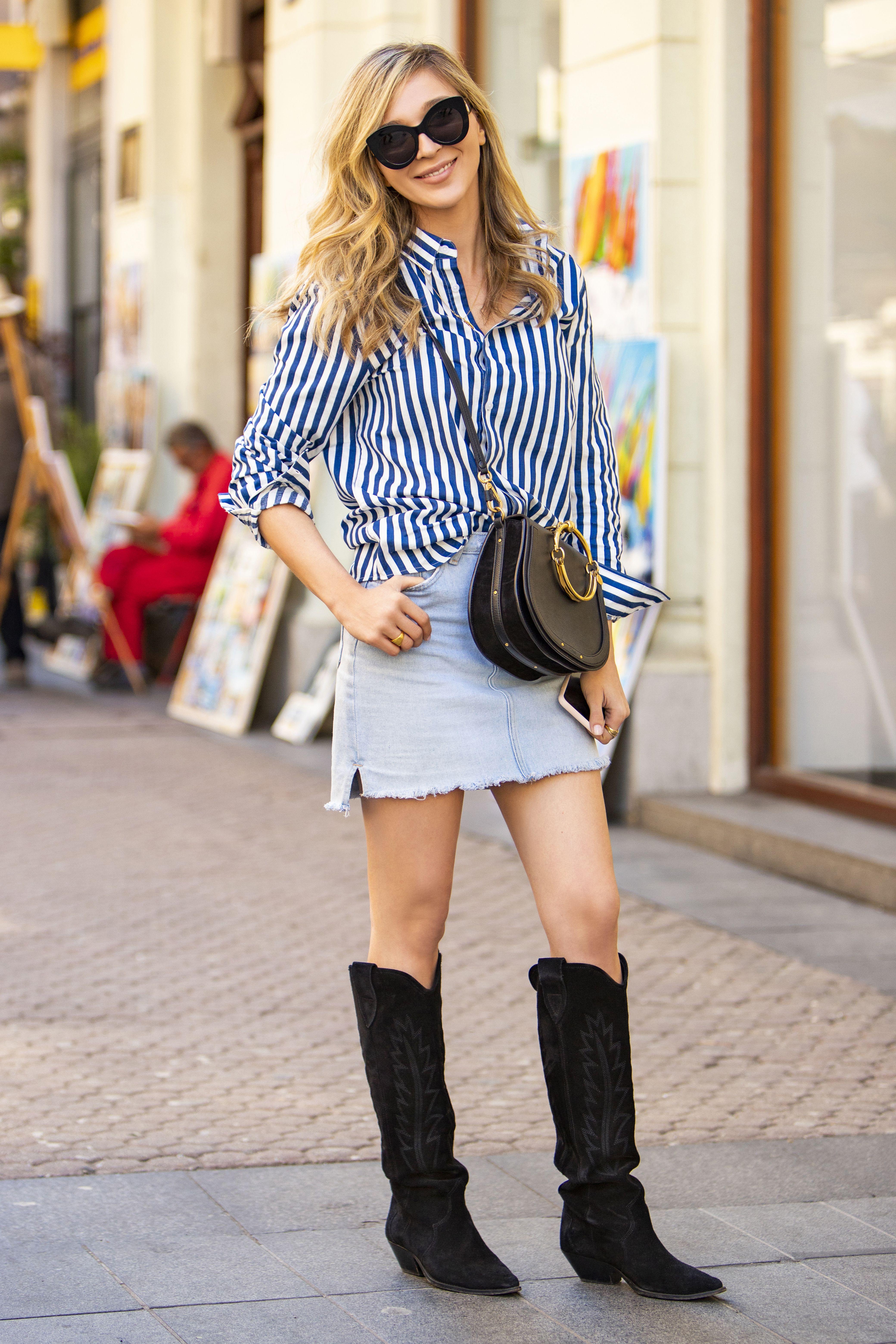 Poznata influencerica odlično je isfurala najpopularnije čizme sezone!