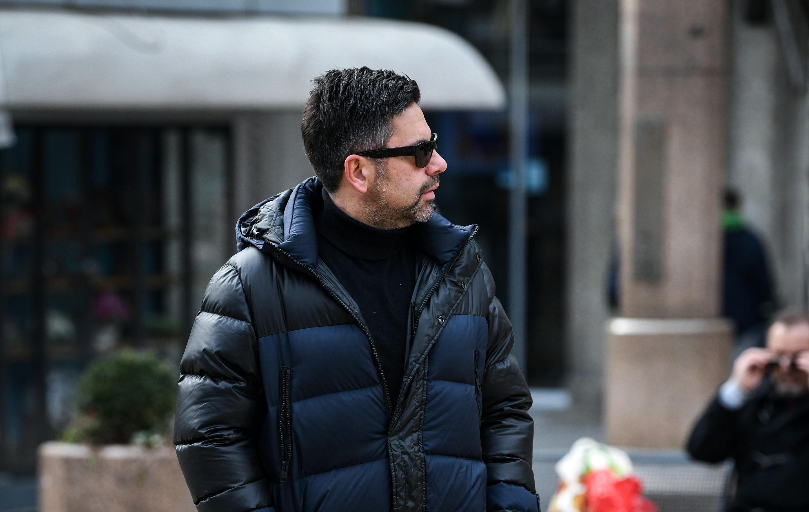 Poznati hrvatski operni pjevač nosi zimsku jaknu kakvu ne bi svaki frajer mogao isfurati