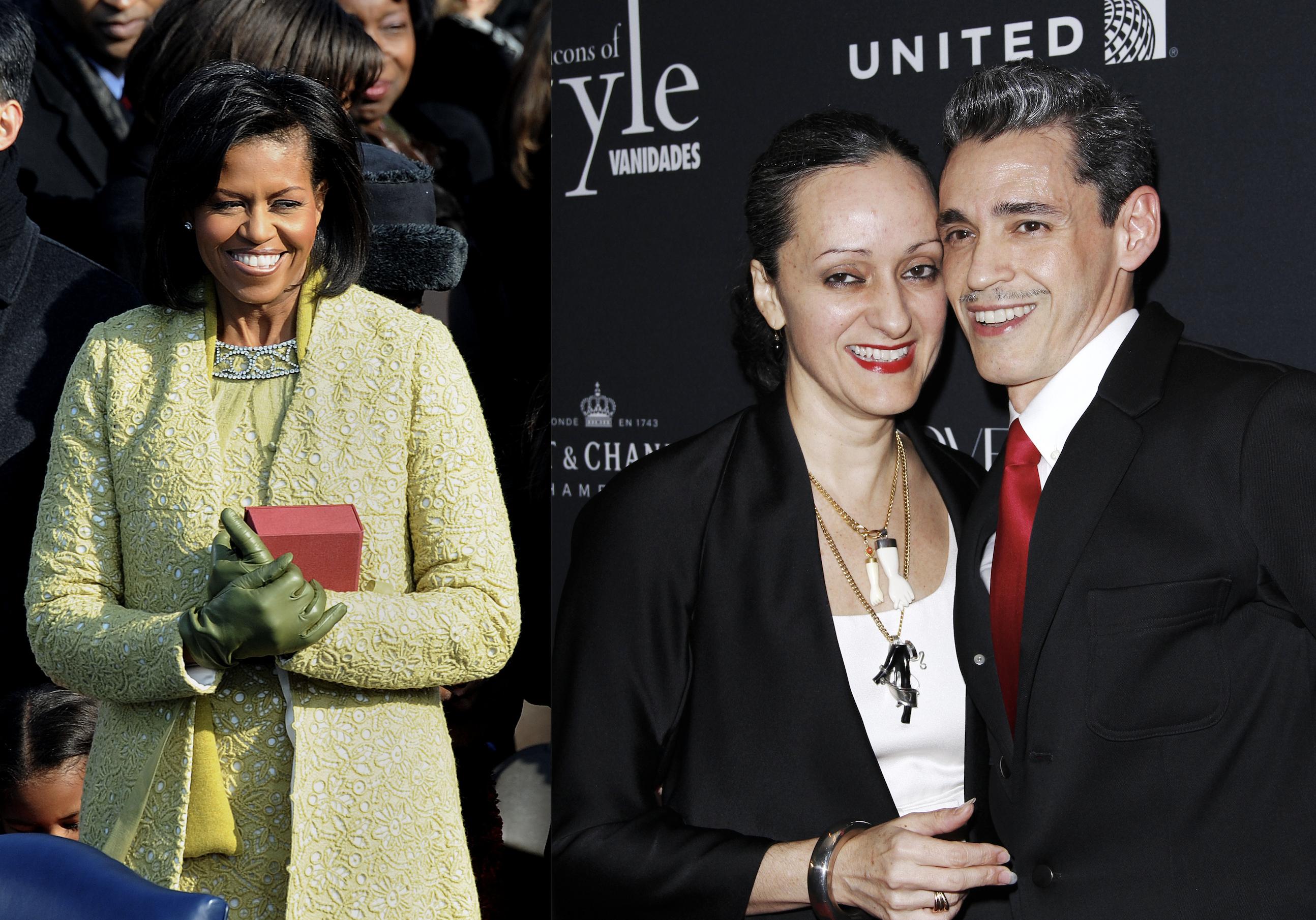 Umrla omiljena dizajnerica Michelle Obame, kreirala joj je i haljinu za inauguraciju
