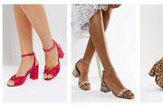 Znamo da je ljeto daleko, ali Asos ima super sandale s blok petom! Uz to, još se nalaze na sniženju! 👠