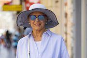 Još jedan genijalan outfit dame čiji stil jednostavno obožavamo: 'Vratila sam se s mora pa sam još uvijek pod dojmom'