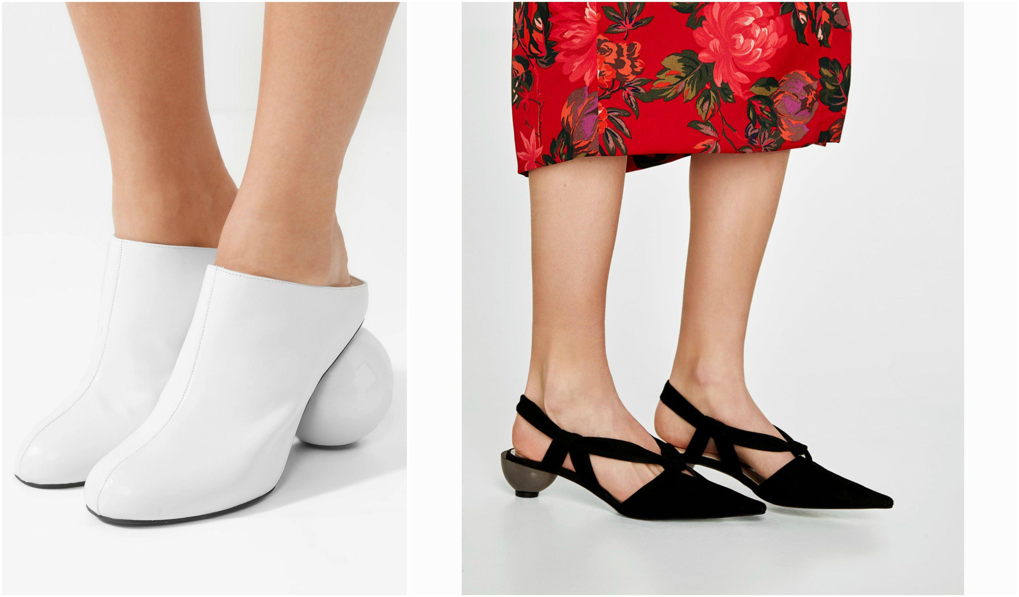 Geometrijske potpetice novi su trend: Evo svih modela iz dućana
