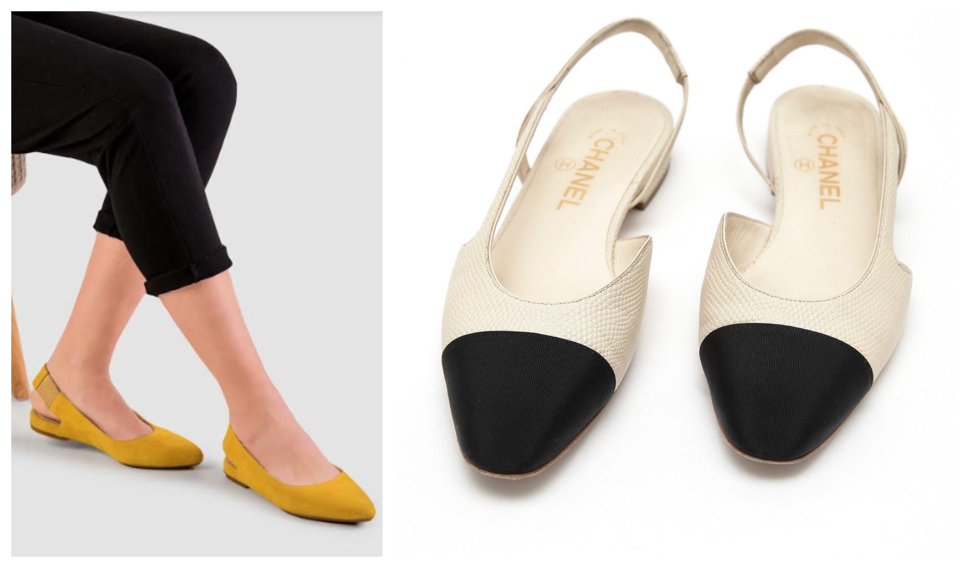 Ovog ljeta nose se slingbacksice: Gdje kupiti trendi balerinke?
