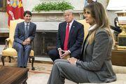 Kakva promjena imidža Melanije Trump! Blistala u kombinaciji u kakvoj je nikad ne viđamo