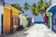 Nadomak raja: MALDIVI