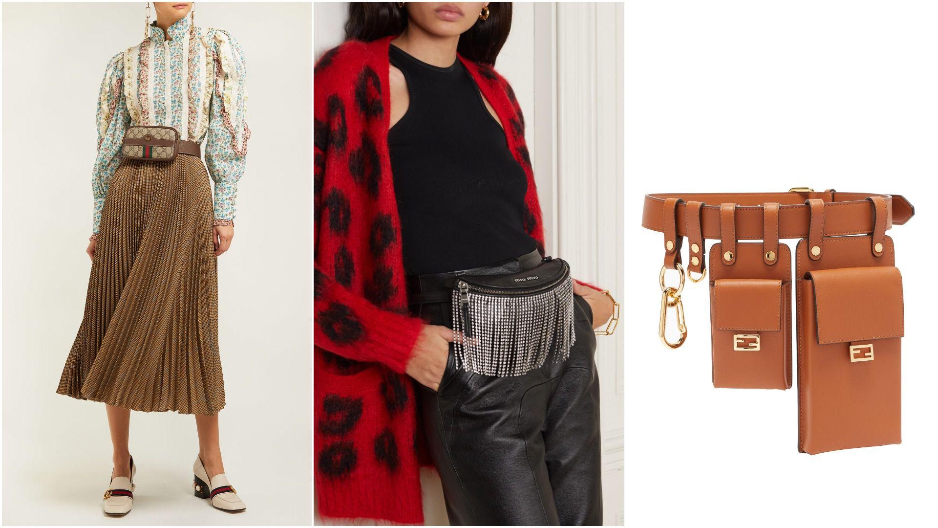 Torbice oko struka ponovno s jako fashion: 10 najljepših torbica iz dizajnerske i high street ponude