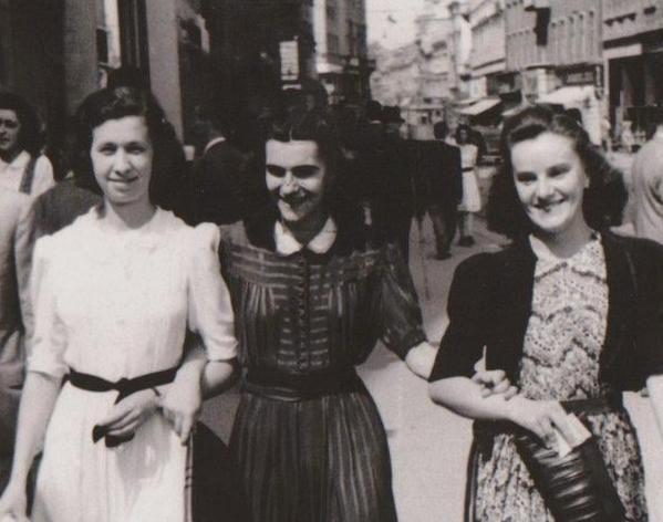 Ulična moda 40-ih: Ove tri dame dokazuju da su zagrebačke ulice oduvijek bile stylish