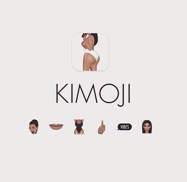 Kimoji smajlići Kim Kardashian novi su Internet hit