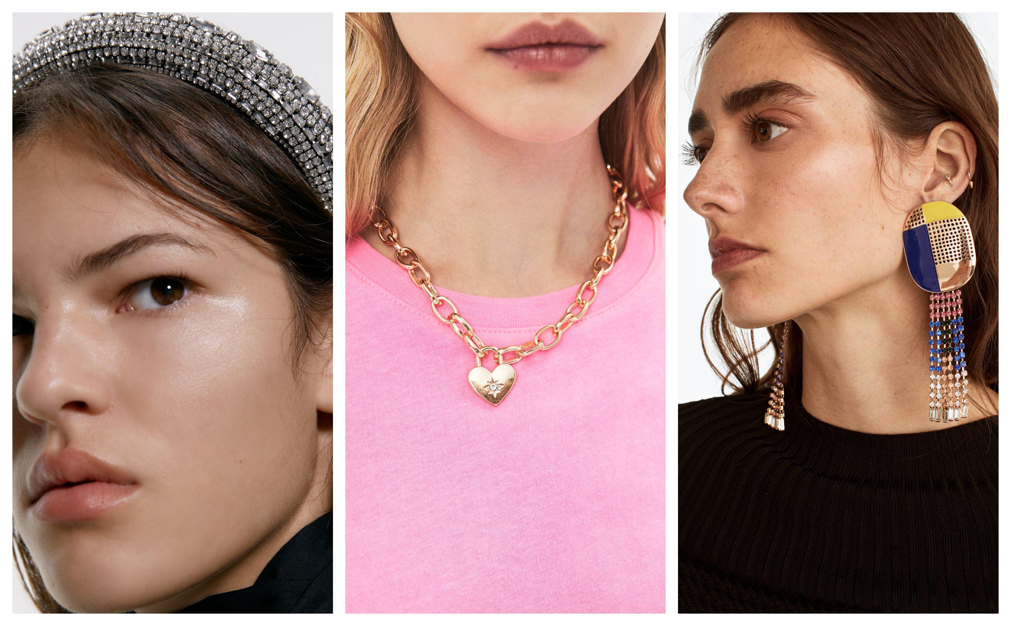 Obruči za kosu, ukosnice, nakit: Ove modne dodatke morate imati!