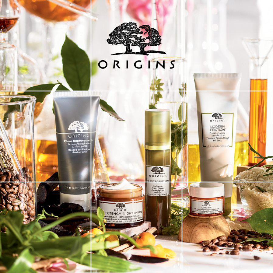Napokon! Ovoga mjeseca u Hrvatskoj je lansiran Origins brend!