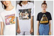 Cure, sve što vam treba za dobar styling je cool majica s printom!