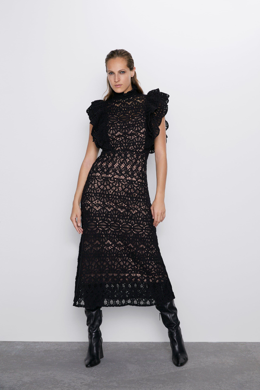 Ovo je pet najljepših malih crnih haljina iz Zare
