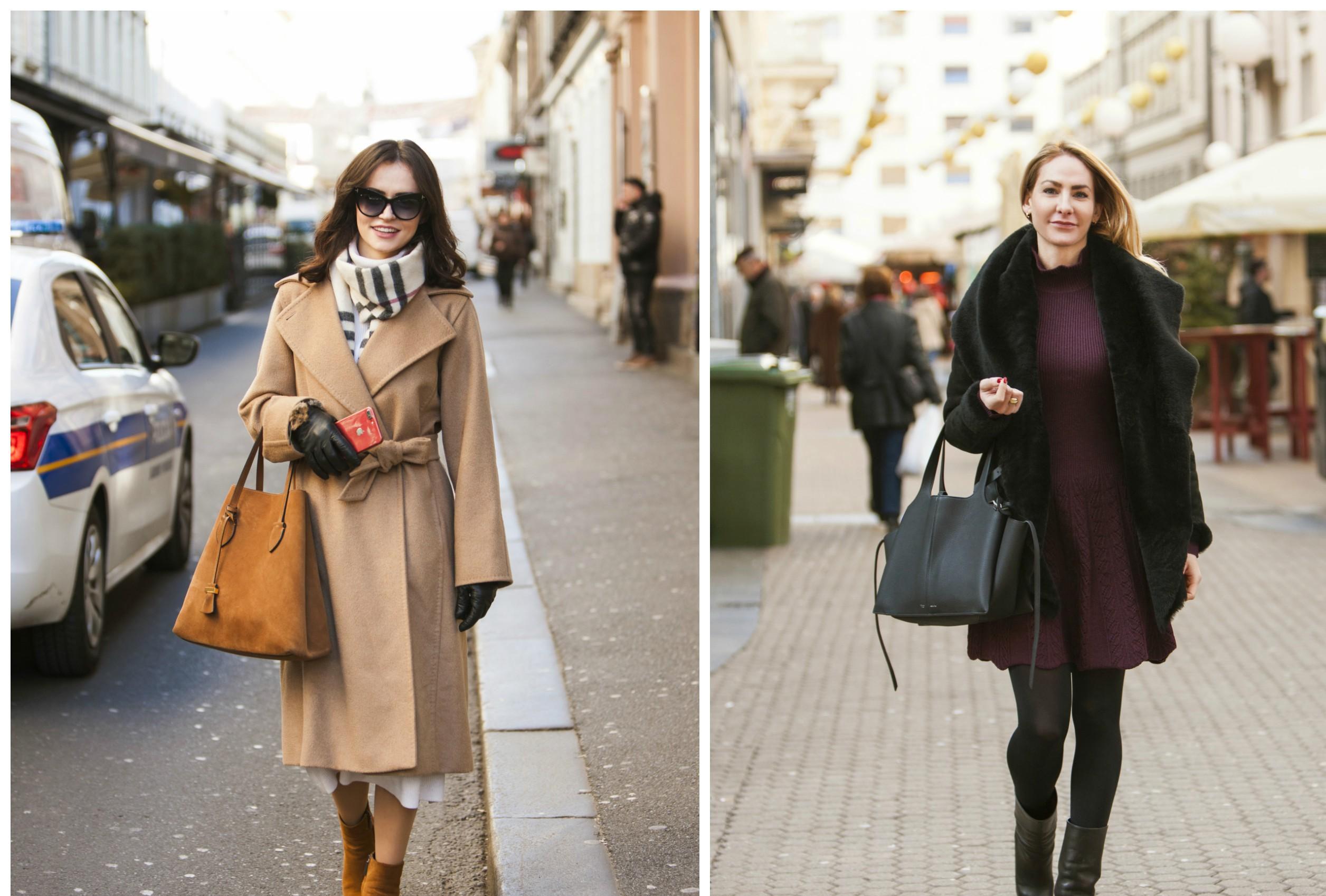 Velike torbe vraćaju se u modu, a ove dame znaju kako ih uklopiti u elegantne stylinge