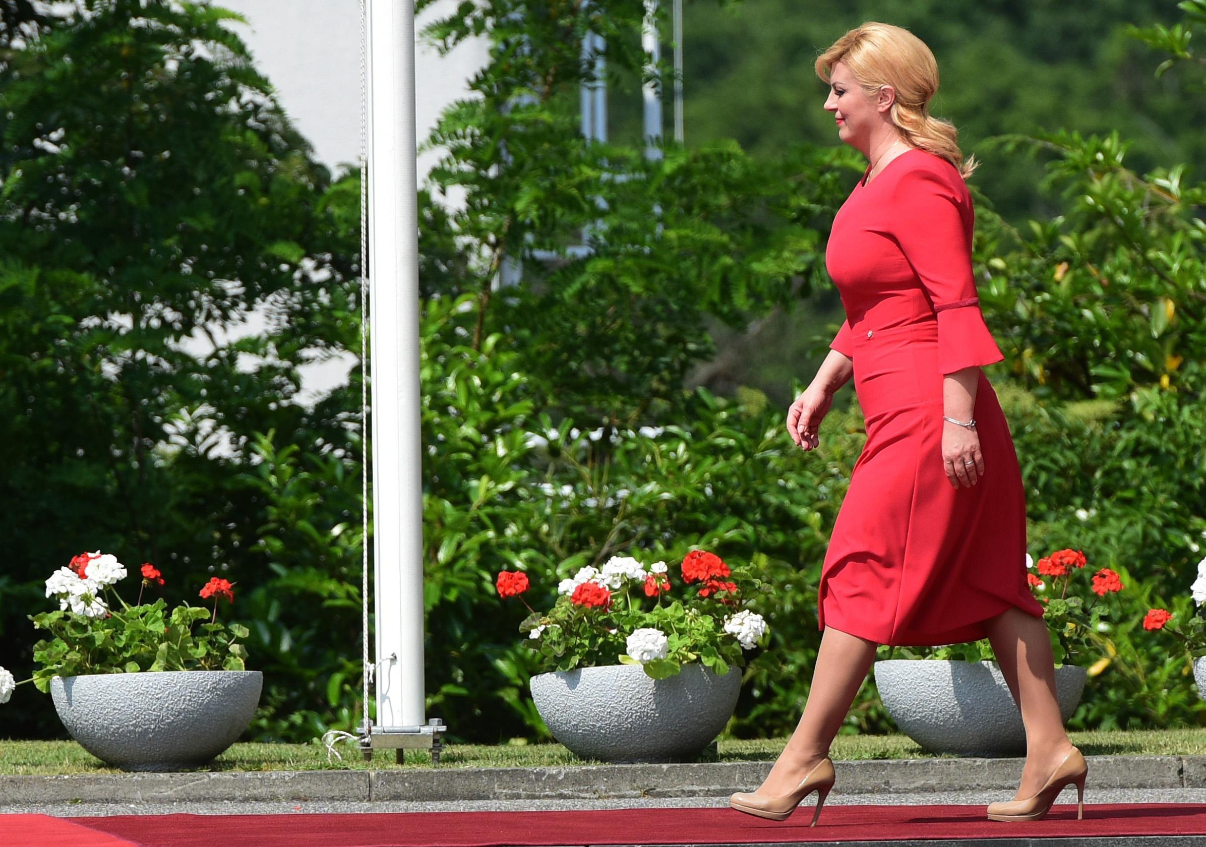 Stručnjaci iz modnog i beauty svijeta prokomentirali su promjene u stilu Kolinde Grabar-Kitarović