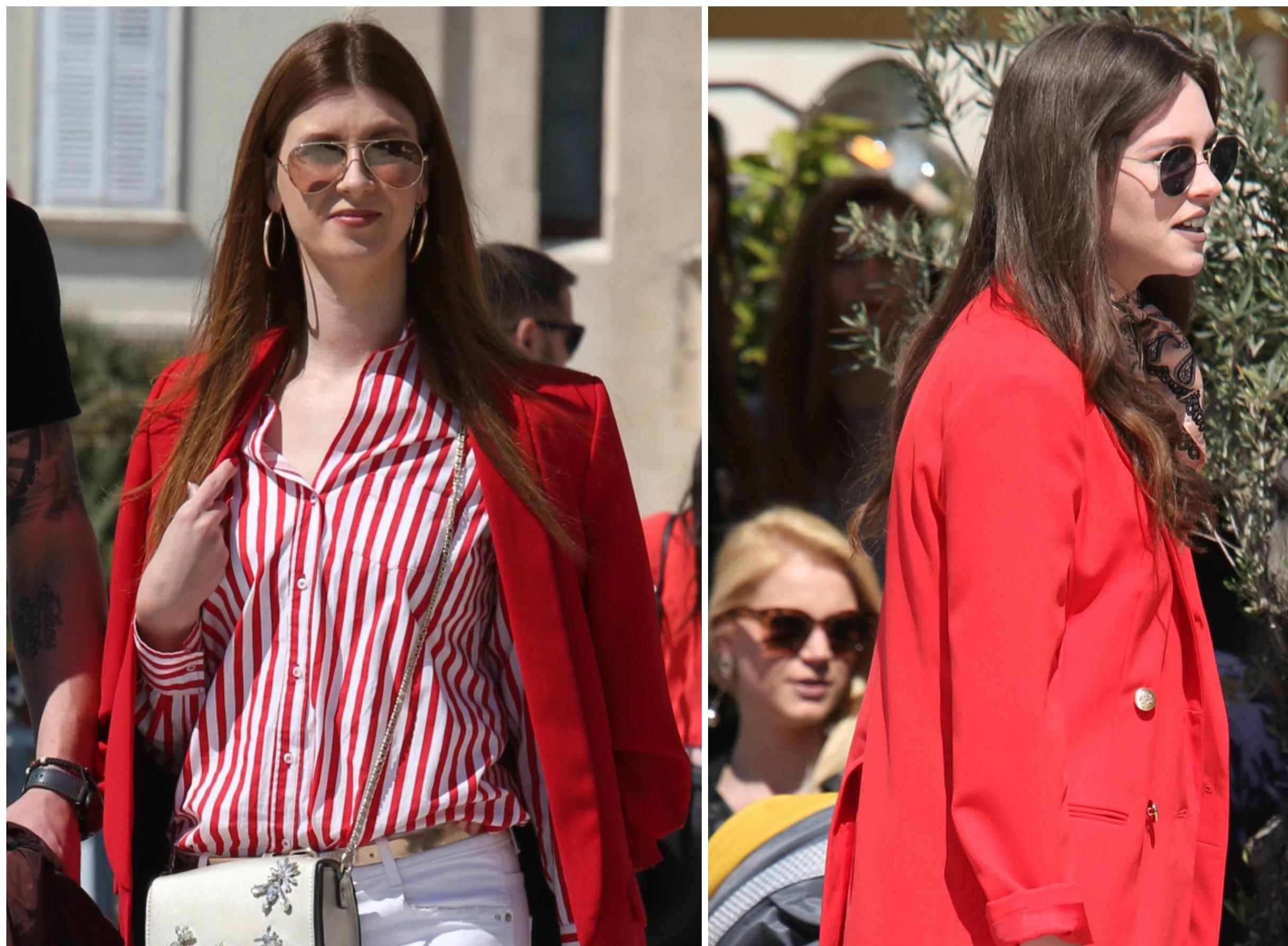 Crvena je boja vječni proljetni hit - koja je splitska ljepotica bolje nosi?