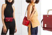 Nagovještaj najljepšeg doba: Crveni detalj obilježit će idući mjesec, a mala crvena torbica osvježiti svaki outfit