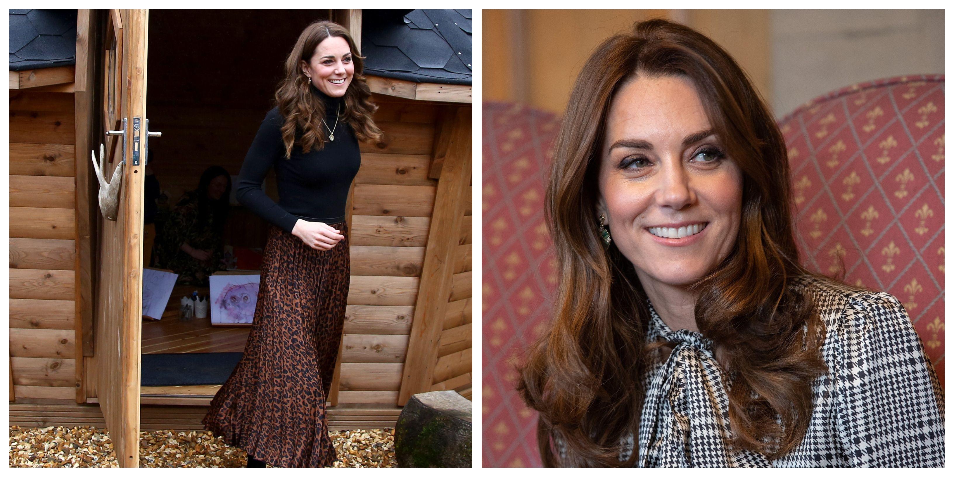 Kate je promijenila stil i počela nositi uzorke; modna stilistica otkriva razloge