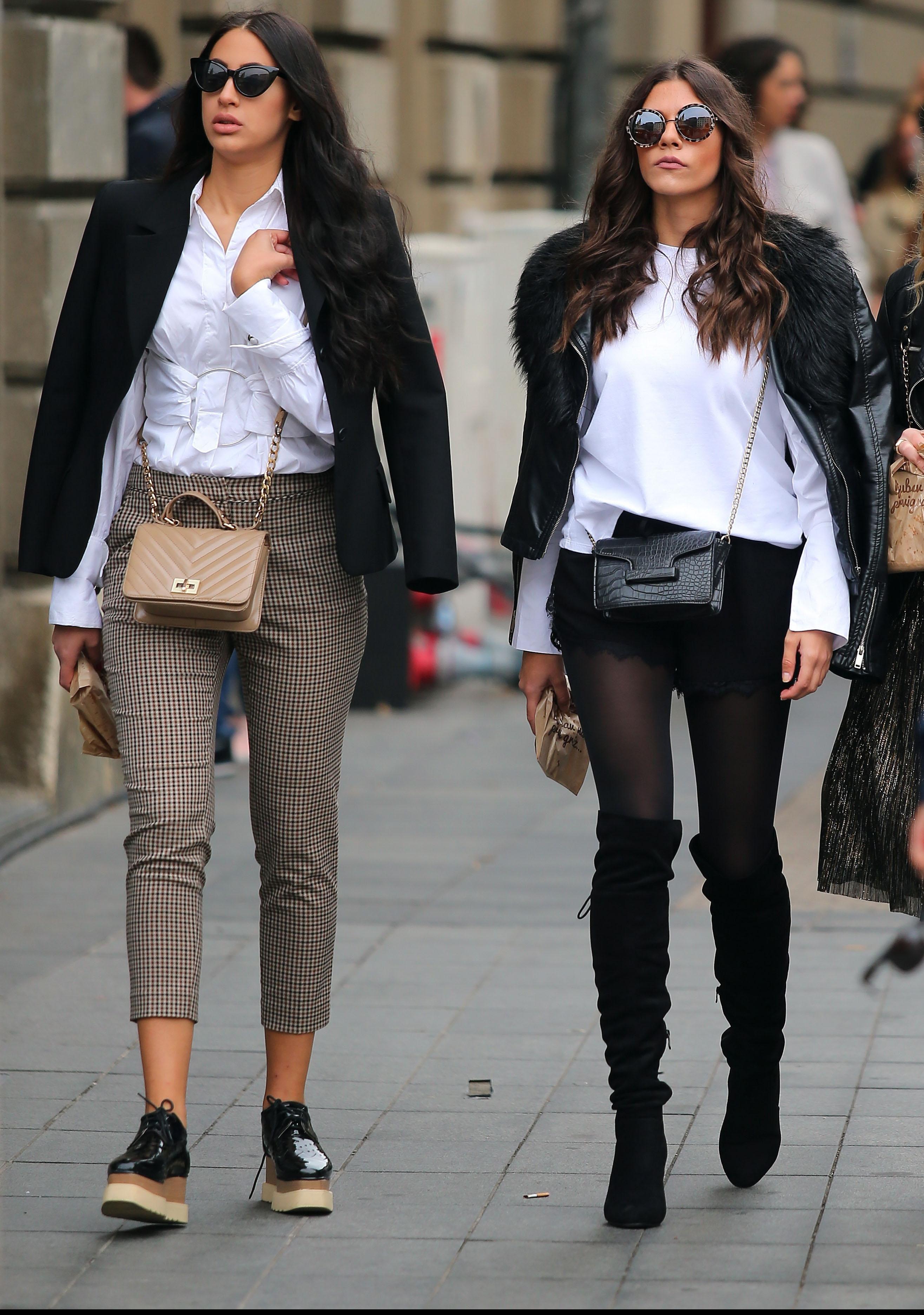 Čizme iznad koljena jesenski su must have, a glavno je pitanje - koja ih dama bolje nosi?