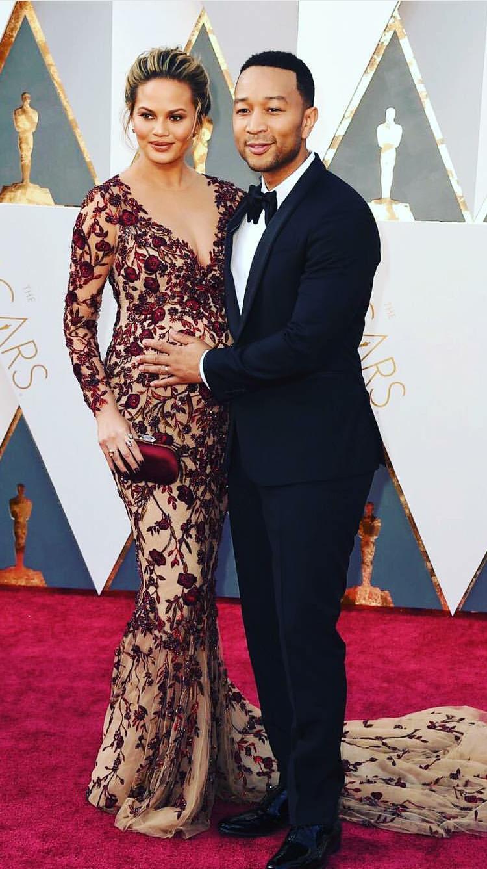 Chrissy Teigen i John Legend postali roditelji djevojčice