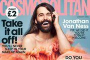 Američki voditelj i frizer u raskošnoj haljini krasi naslovnicu novog broja britanskog Cosmopolitana