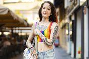 Ana (22): Do četrdesete planiram cijelo tijelo pokriti tetovažama, a imam je čak i na licu