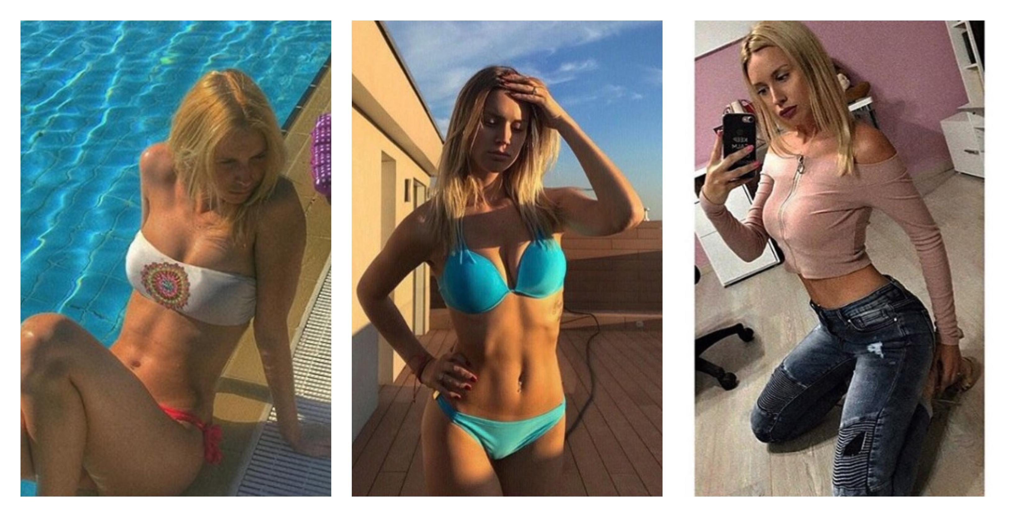 Talijani su ludi za njom, a na Instagramu je zvijezda: Brozovićeva seksi sestra krade pažnju
